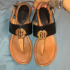 Gently used Tommy Hilfiger sandals!